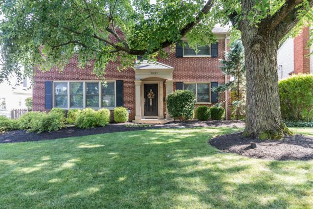 1537 Guilford Road, Upper Arlington, OH 43221 (MLS #219024953) :: Keith Sharick | HER Realtors