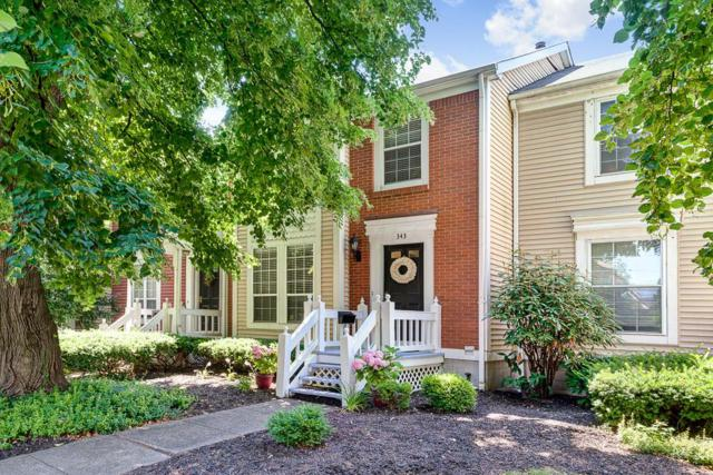 343 W 5th Avenue, Columbus, OH 43201 (MLS #219025022) :: Brenner Property Group | Keller Williams Capital Partners