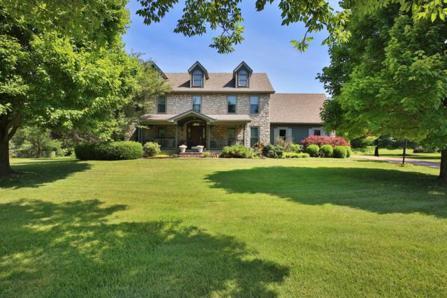 2558 Clubhouse Circle, Powell, OH 43065 (MLS #219025041) :: Huston Home Team