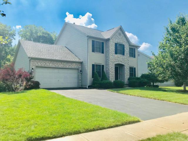424 Highbanks Valley Court, Newark, OH 43055 (MLS #219025099) :: Berkshire Hathaway HomeServices Crager Tobin Real Estate