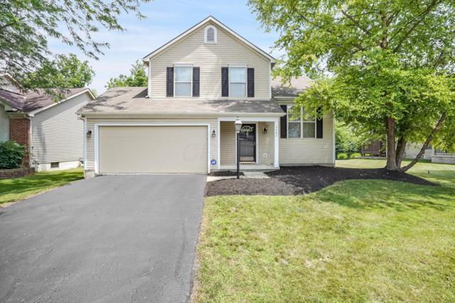 3484 Darby Glen Boulevard, Hilliard, OH 43026 (MLS #219025192) :: Signature Real Estate