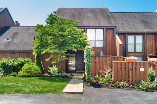 4775 Smoketalk Lane #8, Westerville, OH 43081 (MLS #219025203) :: Huston Home Team