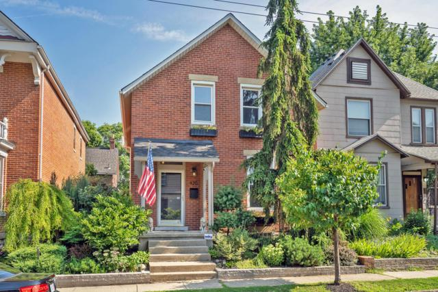 420 Stanley Avenue, Columbus, OH 43206 (MLS #219025219) :: Brenner Property Group | Keller Williams Capital Partners