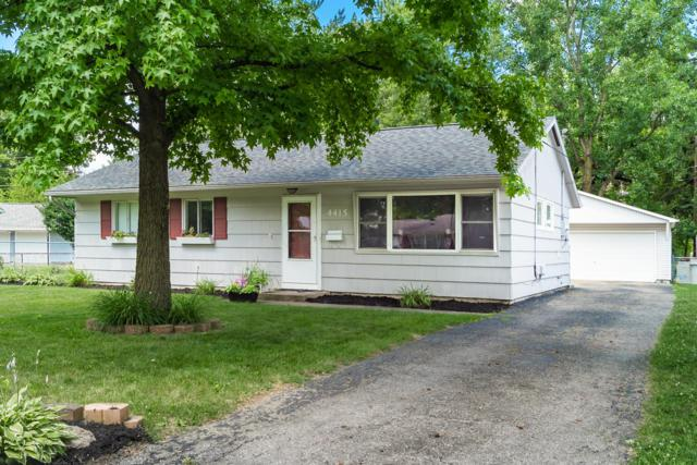 4415 Winterringer Street, Hilliard, OH 43026 (MLS #219025284) :: Keith Sharick | HER Realtors