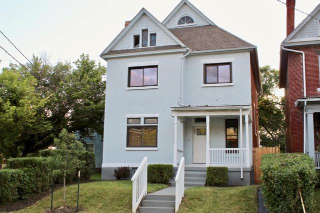 299 Taylor Avenue, Columbus, OH 43203 (MLS #219025447) :: Signature Real Estate