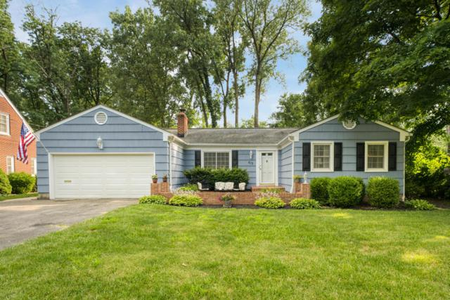 613 Yaronia Drive N, Columbus, OH 43214 (MLS #219025448) :: Berkshire Hathaway HomeServices Crager Tobin Real Estate