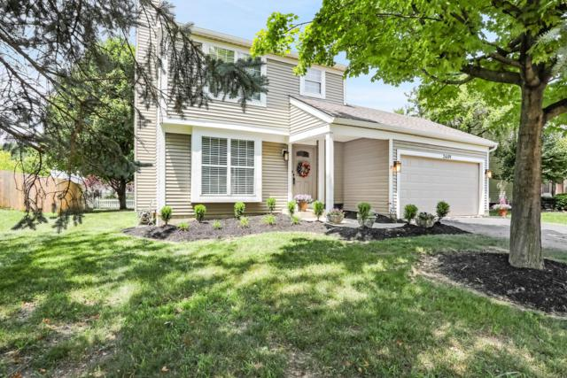 2609 Copperwood Road, Hilliard, OH 43026 (MLS #219025467) :: Berkshire Hathaway HomeServices Crager Tobin Real Estate