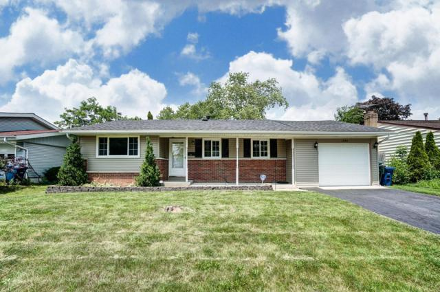 1344 Tiverton Square S, Columbus, OH 43229 (MLS #219025470) :: RE/MAX ONE