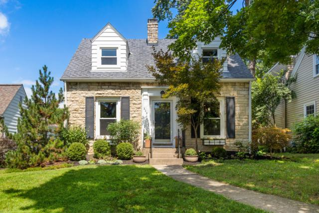 202 W Schreyer Place, Columbus, OH 43214 (MLS #219025481) :: Berkshire Hathaway HomeServices Crager Tobin Real Estate