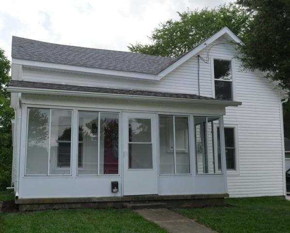 118 Morgan Street, Cardington, OH 43315 (MLS #219025501) :: Berkshire Hathaway HomeServices Crager Tobin Real Estate