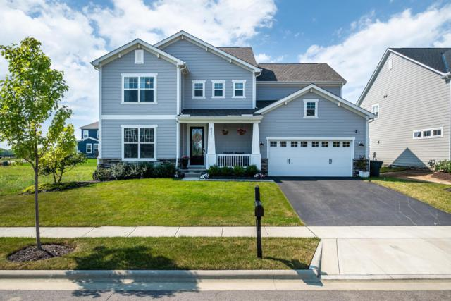 8321 Chickasaw Way, Plain City, OH 43064 (MLS #219025514) :: Signature Real Estate