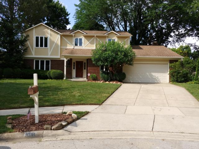 1018 Autumn Lake Court, Westerville, OH 43081 (MLS #219025575) :: Berkshire Hathaway HomeServices Crager Tobin Real Estate