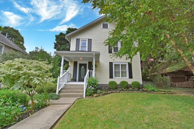 124 W Maple Street, Granville, OH 43023 (MLS #219025588) :: Berkshire Hathaway HomeServices Crager Tobin Real Estate
