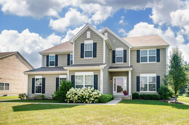 1747 Adlington Drive, Galena, OH 43021 (MLS #219025618) :: Berkshire Hathaway HomeServices Crager Tobin Real Estate
