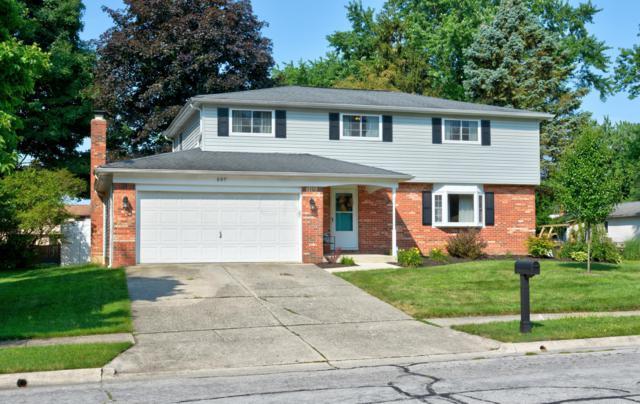 597 Codrington Circle, Columbus, OH 43230 (MLS #219025682) :: Berkshire Hathaway HomeServices Crager Tobin Real Estate