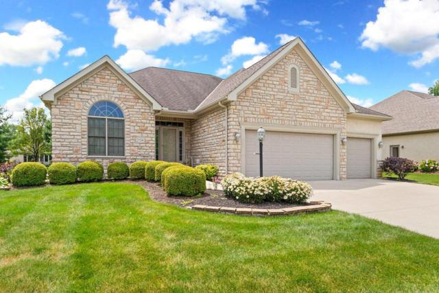 7724 Mikayla Drive, Westerville, OH 43082 (MLS #219025704) :: Huston Home Team