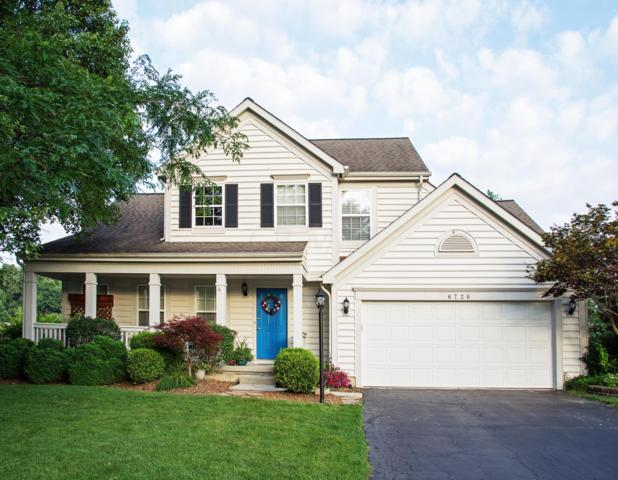 6726 Hilmar Drive, Westerville, OH 43082 (MLS #219025757) :: RE/MAX ONE