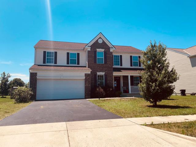 4995 Hickory Grove Circle, Groveport, OH 43125 (MLS #219025764) :: Berkshire Hathaway HomeServices Crager Tobin Real Estate