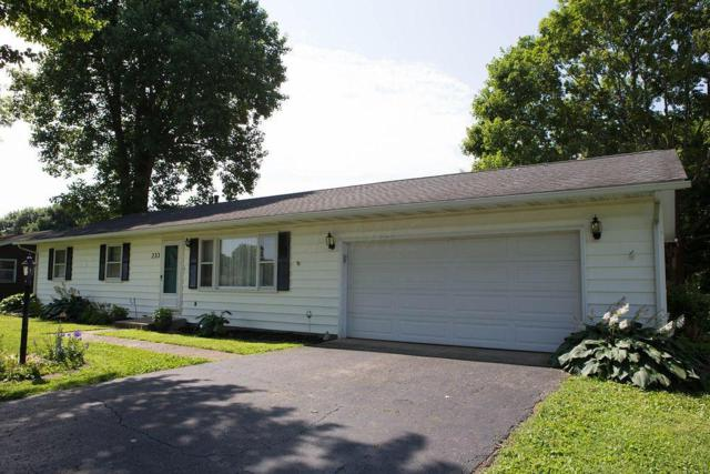 233 Derby Downs Road, Newark, OH 43055 (MLS #219025783) :: Berkshire Hathaway HomeServices Crager Tobin Real Estate