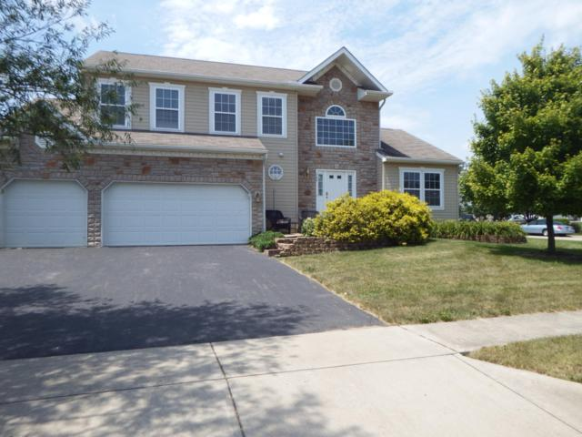 500 Heidish Drive, Commercial Point, OH 43116 (MLS #219025799) :: Signature Real Estate