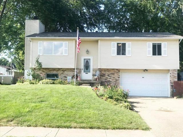 540 Keller Lane, Newark, OH 43055 (MLS #219025837) :: Berkshire Hathaway HomeServices Crager Tobin Real Estate