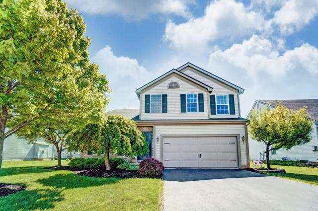 813 Murlay Drive, Plain City, OH 43064 (MLS #219025856) :: The Raines Group