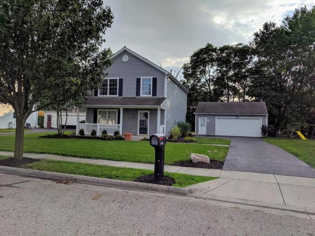 1126 Lake Forest Drive, Hebron, OH 43025 (MLS #219025860) :: CARLETON REALTY
