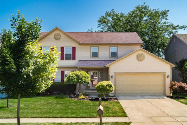 2788 Quailview Lane, Hilliard, OH 43026 (MLS #219025905) :: Berkshire Hathaway HomeServices Crager Tobin Real Estate
