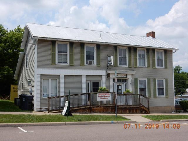 69 N Main Street, Fredericktown, OH 43019 (MLS #219025907) :: Berkshire Hathaway HomeServices Crager Tobin Real Estate