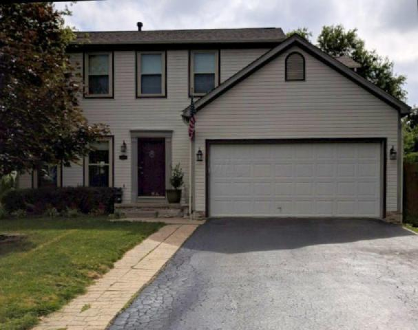 2886 Pheasant Field Drive, Hilliard, OH 43026 (MLS #219025925) :: Berkshire Hathaway HomeServices Crager Tobin Real Estate