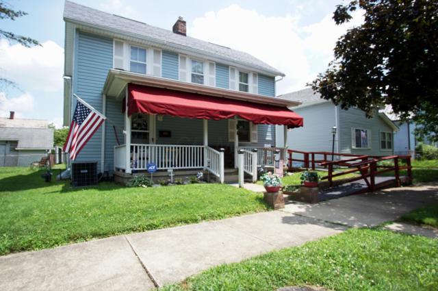 306 Wheat Street, Lancaster, OH 43130 (MLS #219025939) :: Berkshire Hathaway HomeServices Crager Tobin Real Estate