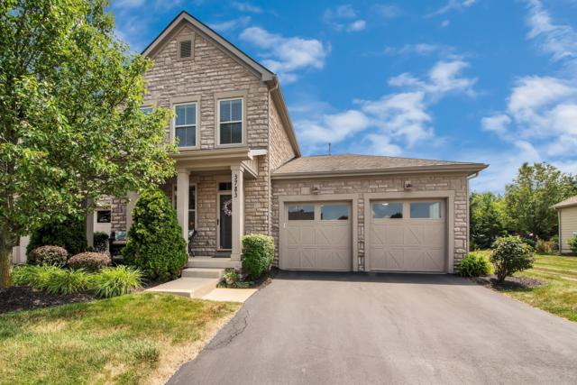 3783 Foresta Grand Drive, Powell, OH 43065 (MLS #219025990) :: Keith Sharick | HER Realtors