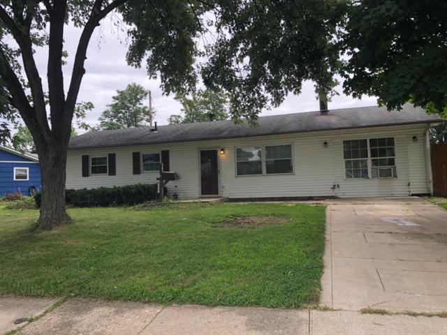 838 Gilmore Drive, Reynoldsburg, OH 43068 (MLS #219026066) :: Brenner Property Group | Keller Williams Capital Partners