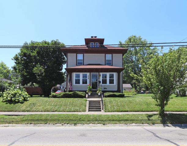 429 S Maple Street, Marysville, OH 43040 (MLS #219026071) :: Berkshire Hathaway HomeServices Crager Tobin Real Estate