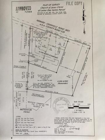 2578 Newark Granville Road, Granville, OH 43023 (MLS #219026106) :: Berkshire Hathaway HomeServices Crager Tobin Real Estate