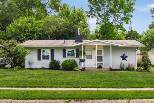 1174 Gibson Road, Reynoldsburg, OH 43068 (MLS #219026192) :: Brenner Property Group | Keller Williams Capital Partners