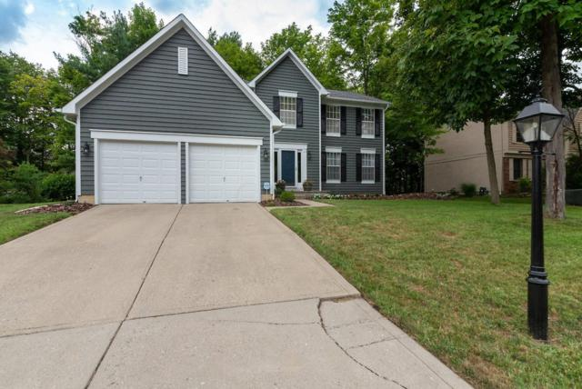 301 Whitaker Avenue N, Powell, OH 43065 (MLS #219026220) :: Brenner Property Group | Keller Williams Capital Partners