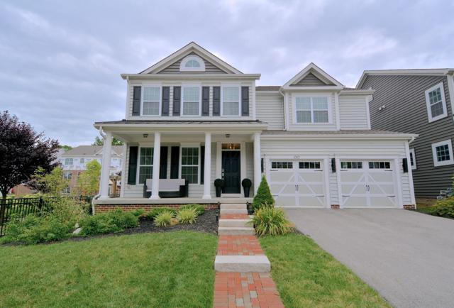 1363 Spagnol Lane, Westerville, OH 43081 (MLS #219026229) :: CARLETON REALTY