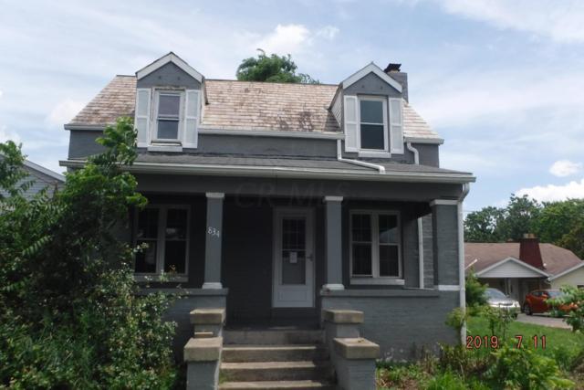 834 Erickson Avenue, Columbus, OH 43213 (MLS #219026238) :: Keller Williams Excel