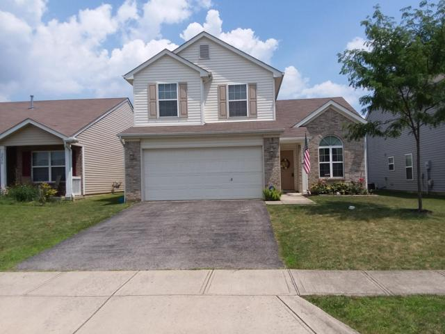 3832 Liriope Street, Canal Winchester, OH 43110 (MLS #219026243) :: Keller Williams Excel