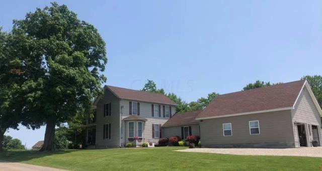 3378 Sulphur Spring Road, Kingston, OH 45644 (MLS #219026280) :: Brenner Property Group | Keller Williams Capital Partners