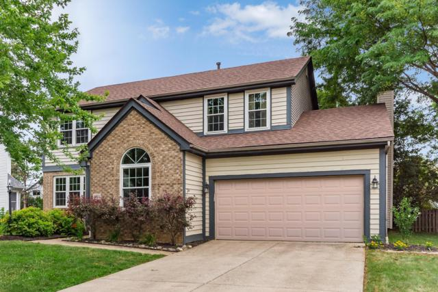 4634 Brownstone Drive, Hilliard, OH 43026 (MLS #219026356) :: Keith Sharick | HER Realtors