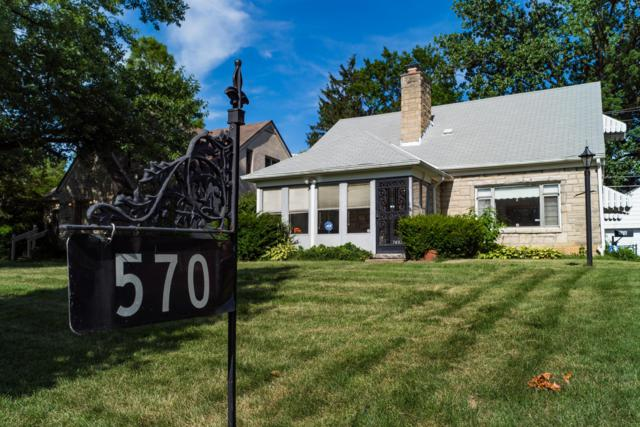 570 Enfield Road, Columbus, OH 43209 (MLS #219026371) :: Brenner Property Group | Keller Williams Capital Partners