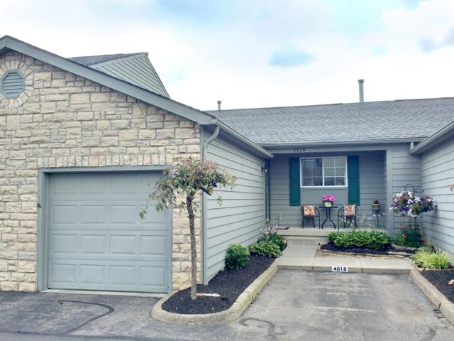 4019 Meadowleigh Way 29D, Columbus, OH 43230 (MLS #219026396) :: The Raines Group