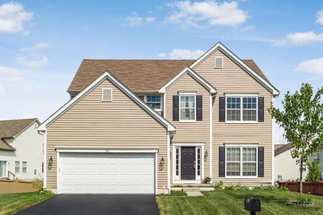 760 Redwood Valley Drive, Blacklick, OH 43004 (MLS #219026397) :: The Raines Group