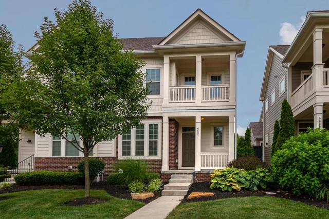 6681 Hobbs Landing Drive E #21, Dublin, OH 43017 (MLS #219026506) :: RE/MAX ONE