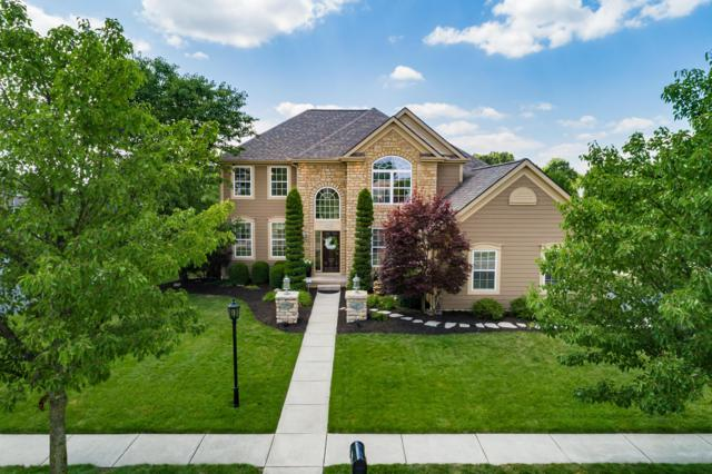 7279 Talanth Place, New Albany, OH 43054 (MLS #219026588) :: Brenner Property Group | Keller Williams Capital Partners