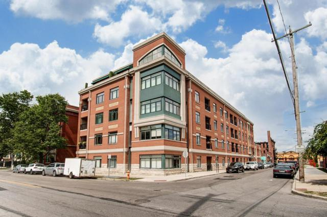 34 W Poplar Avenue #402, Columbus, OH 43215 (MLS #219026608) :: Brenner Property Group | Keller Williams Capital Partners