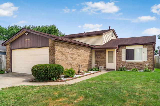 3499 Craigmore Court, Columbus, OH 43231 (MLS #219026610) :: Signature Real Estate