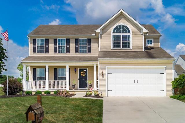 5921 Goldstone Drive, Grove City, OH 43123 (MLS #219026616) :: Signature Real Estate